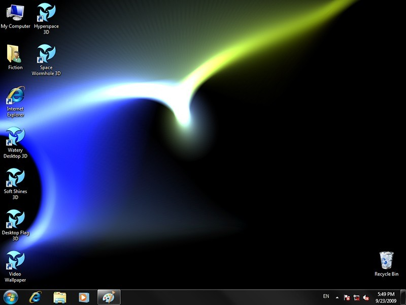 Screenshot of Animated Wallpaper: Soft Shines 3D 3.62