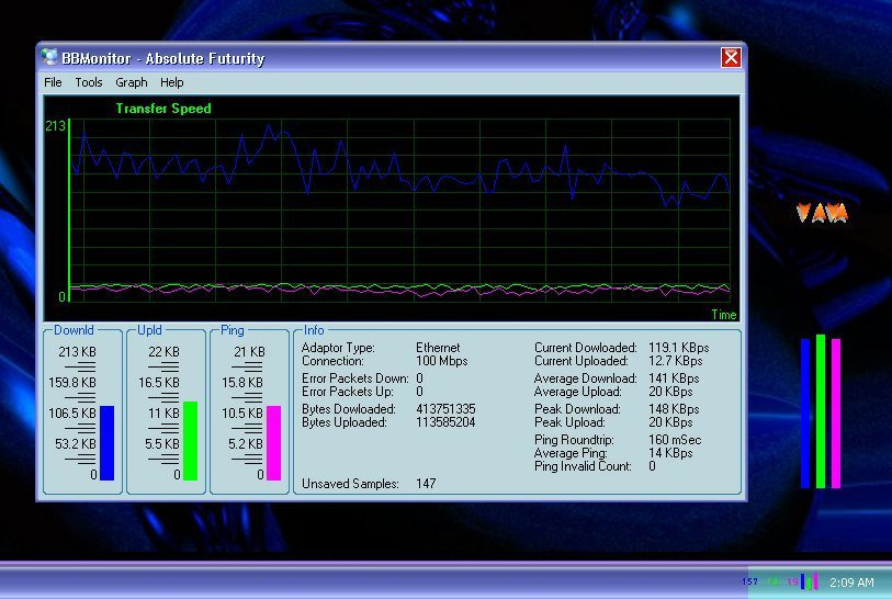 Bandwidth Meter - Free downloads and reviews - CNET ...