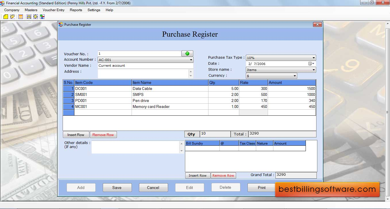 best billing software free download and review
