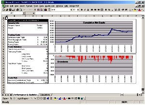 Develop stock trading system