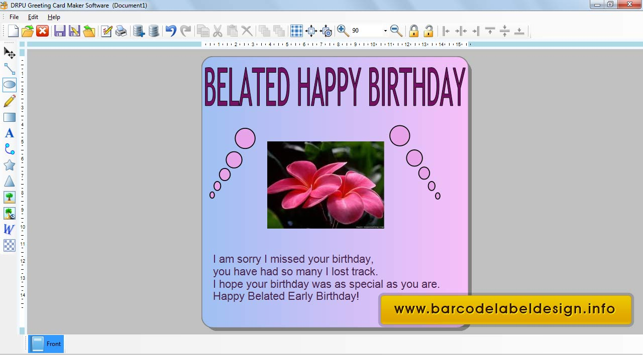 Greeting card designer software free download download greeting card designer free download and review kristyandbryce Choice Image