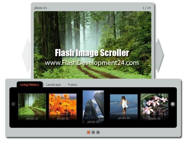 Flash Image Scroller 1 0 0