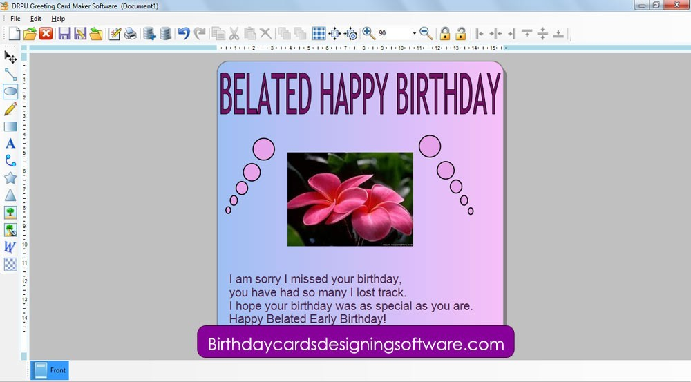 online note cards maker