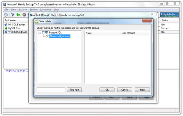 Handy Backup Small Server 64-bit Free Download and Review