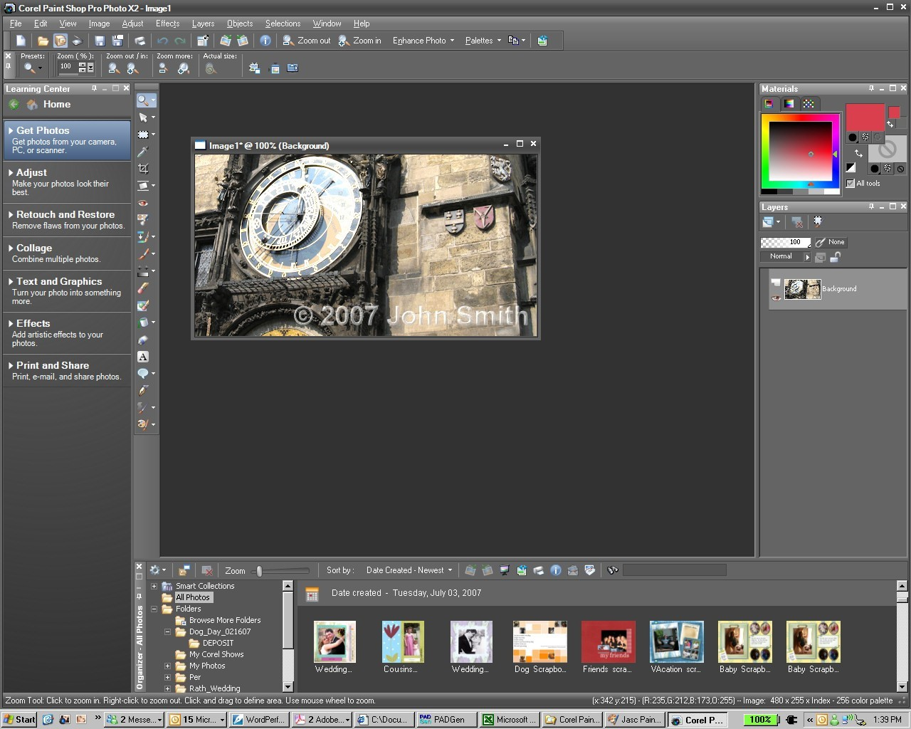 Paint shop pro photo free download and review for Paint pros