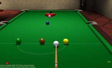 online snooker