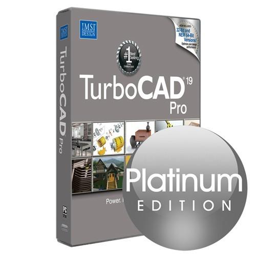 TurboCAD Pro Platinum 19.2(64bit) Free Download And Review