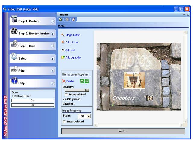 video dvd maker pro 315039 enceco